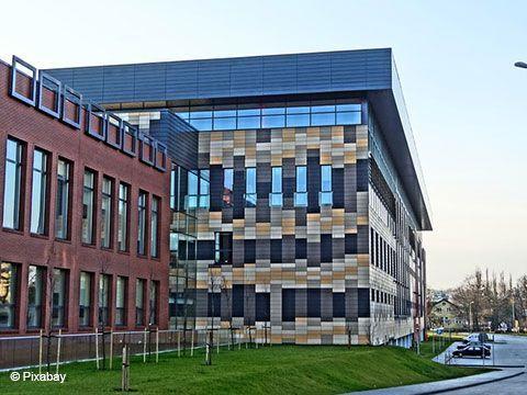 Gebäude vhs-Haus